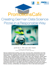 Poster: Creating German Data Science Pizzas in a Responsible Way