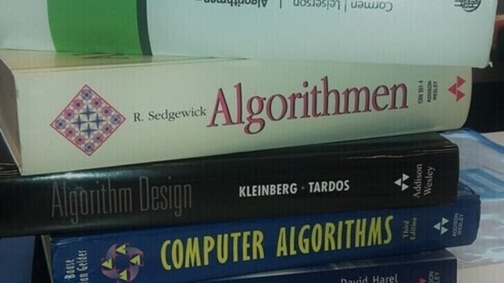 Books about Algorithm Research